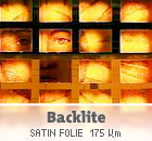 Backlite Folie